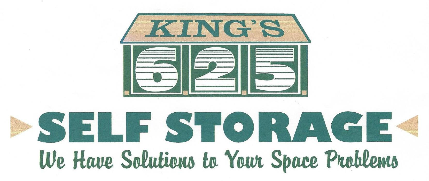 King's 625 Self Storage